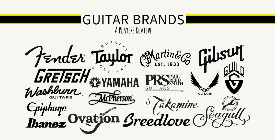 best guitars brands a players review of types models. Black Bedroom Furniture Sets. Home Design Ideas