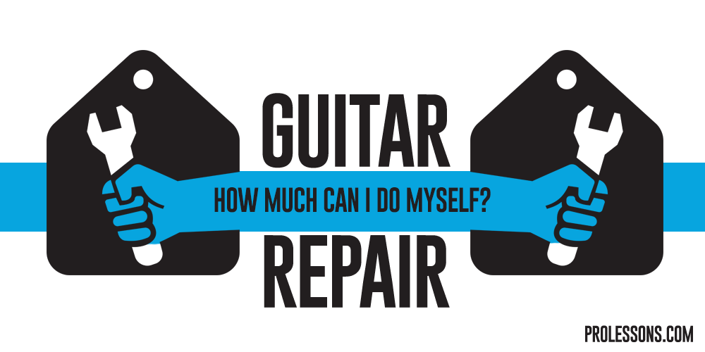 Guitar Repair: How Much Can I Do Myself?