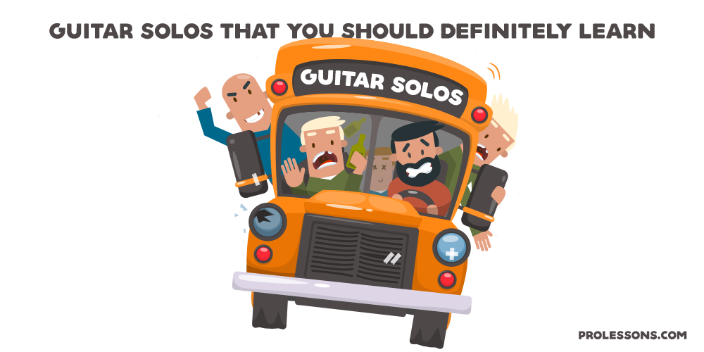 Guitar Solos That You Should Definitely Learn