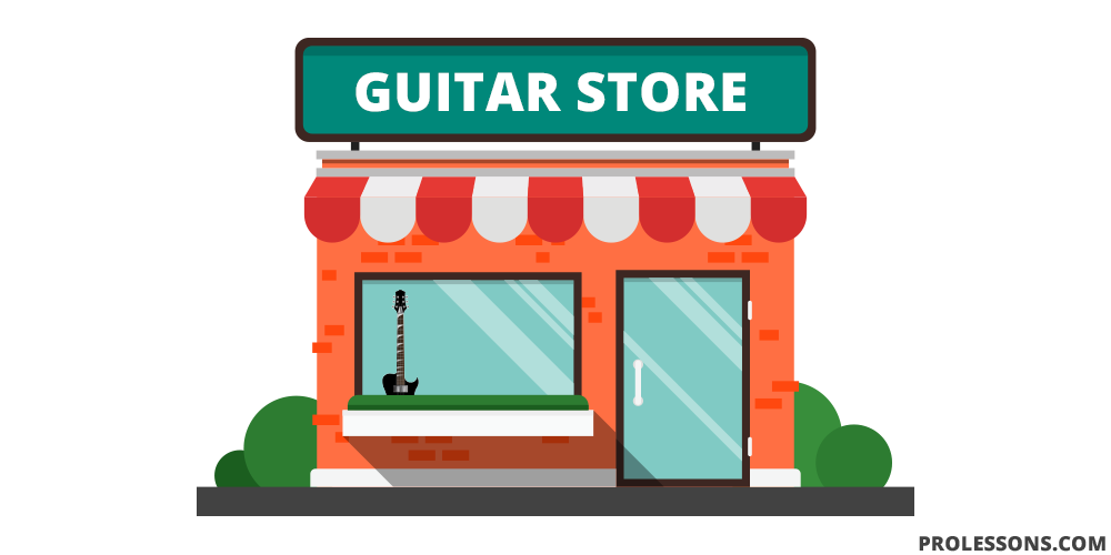 Guitar Stores: A Musician's Best Friend