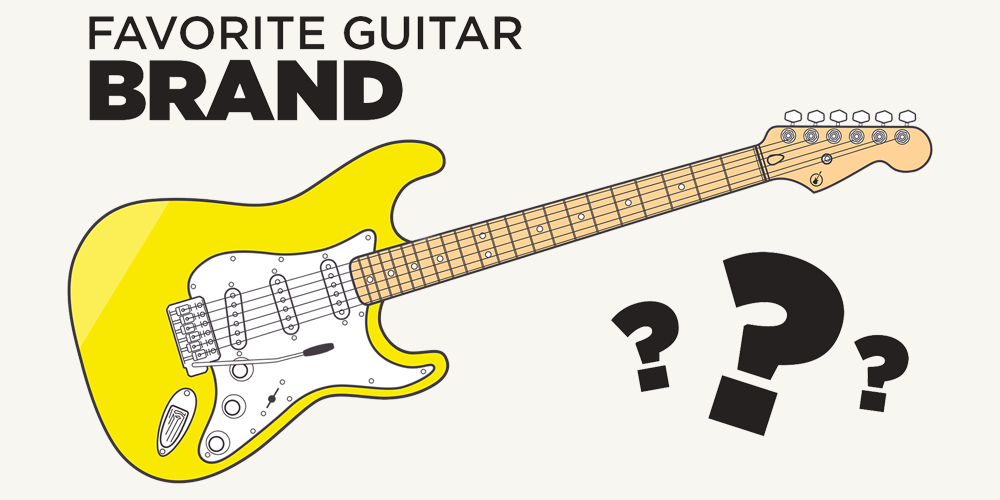 Favorite Guitar Brand