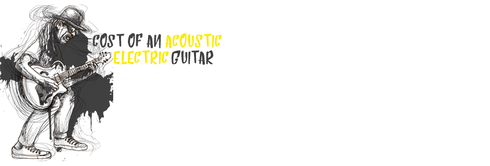 Cost of an Acoustic Electric Guitar